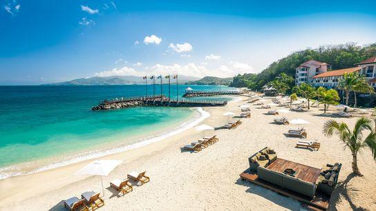Sandals Grenada Resort & Spa.