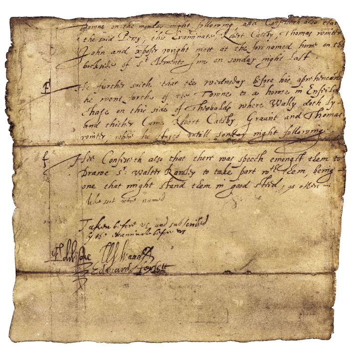 On the orders of James's spymaster, Robert Cecil, Fawkes was tortured on the rack in the ...