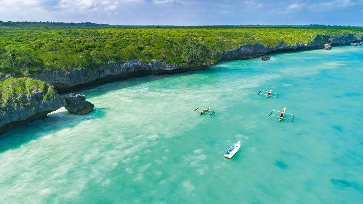 The Tanzanian coast is home to impressive marine sustainability initiatives.