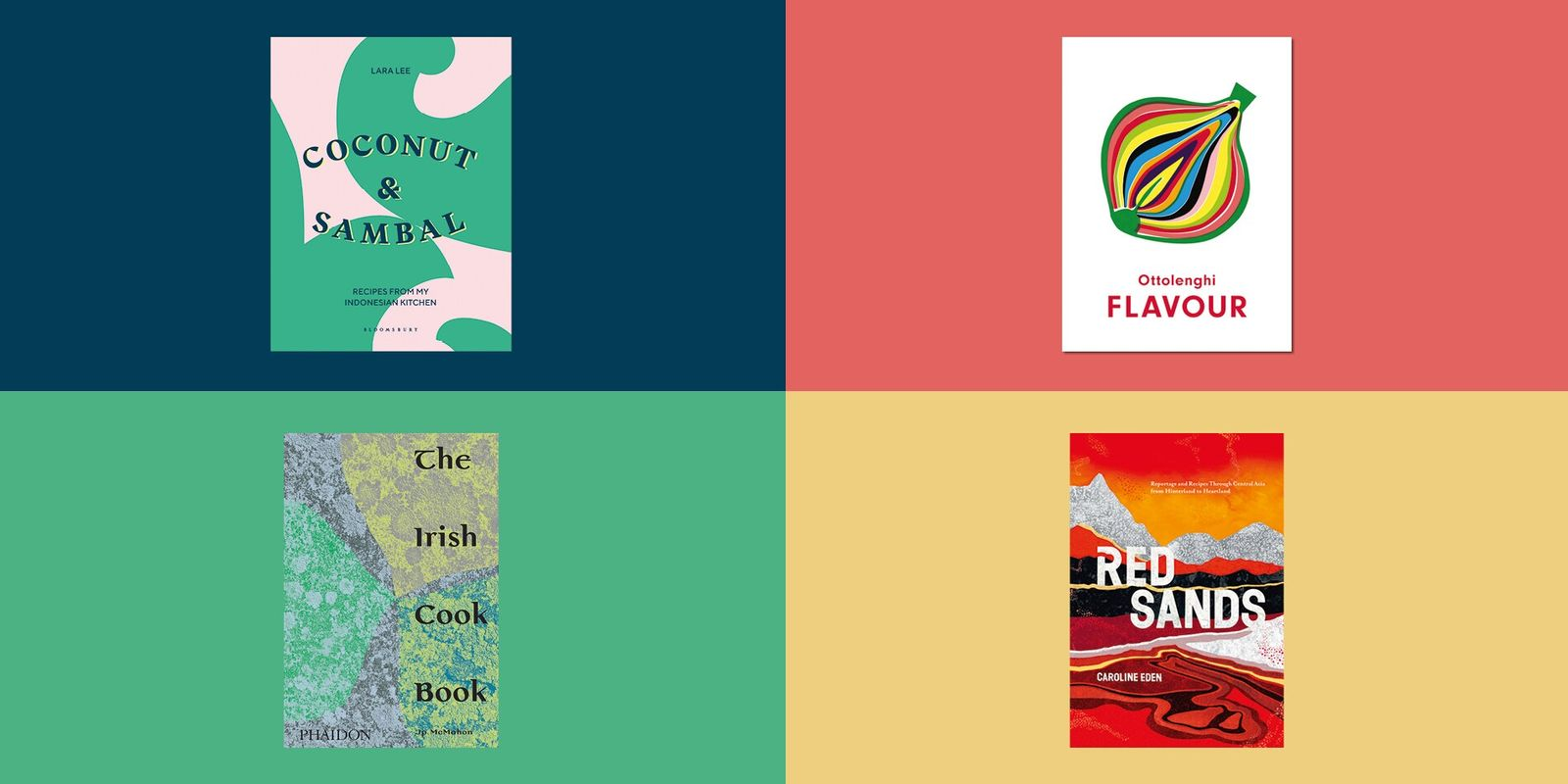 The 12 best cookbooks of 2020