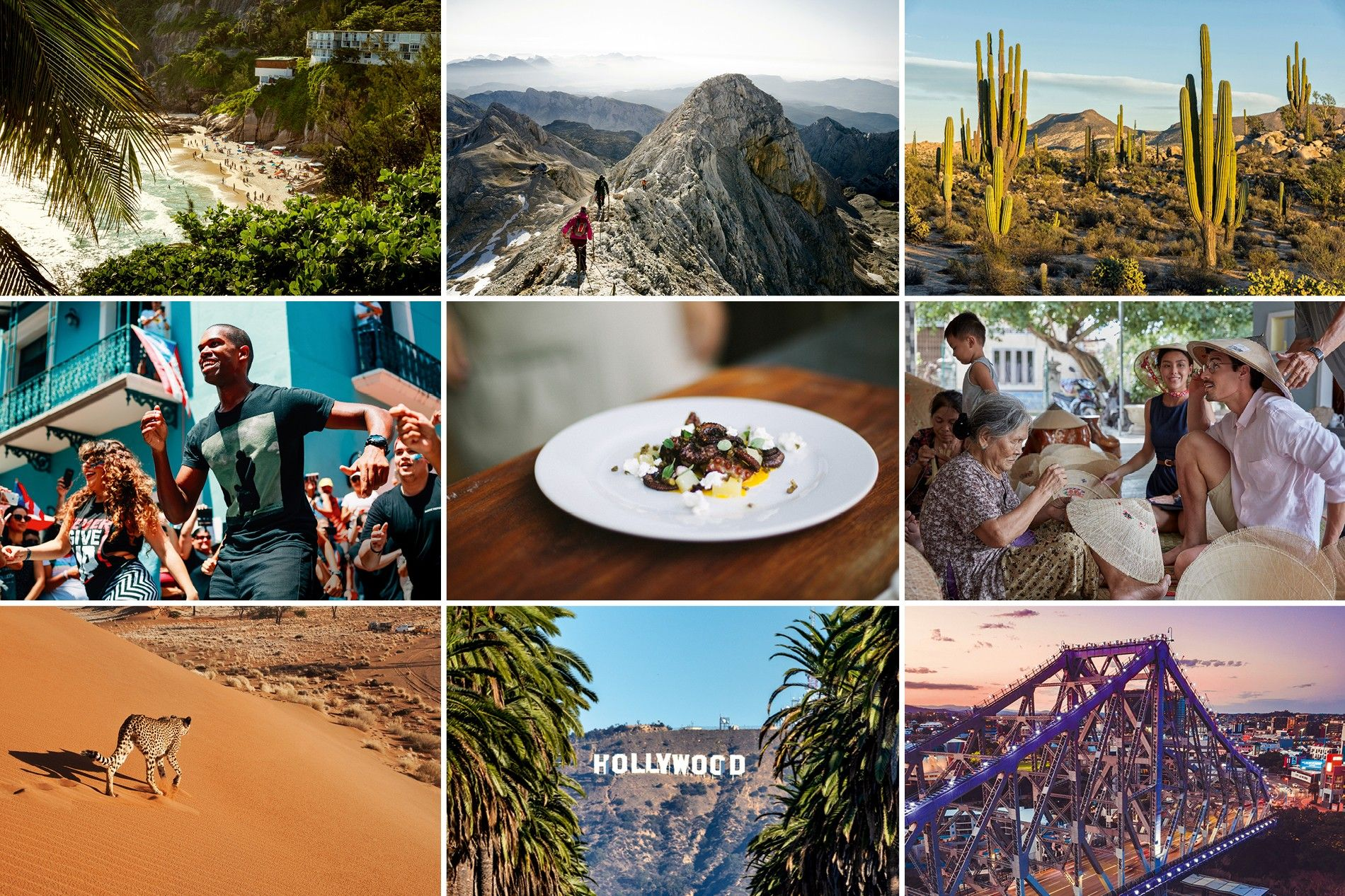 The Cool List: celebrating the reasons to travel in 2020