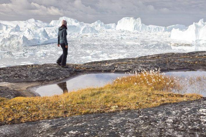 Kangerlua Fjord, Disko Bay, Greenland