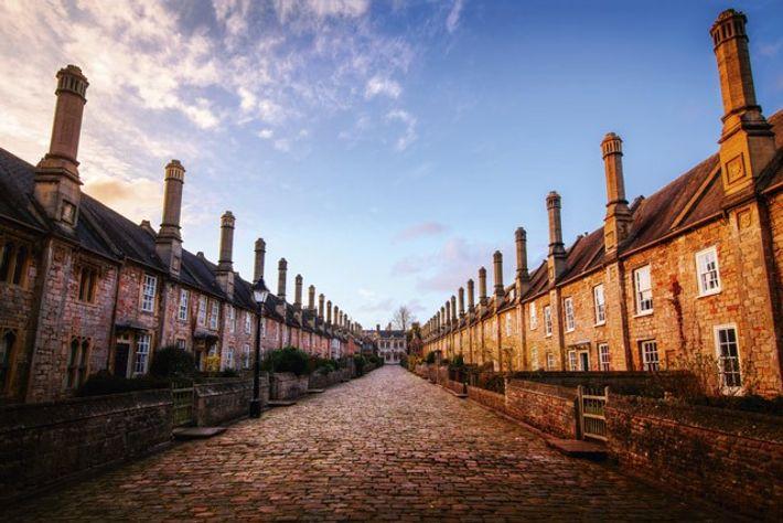 Vicars' Close, Wells, Somerset