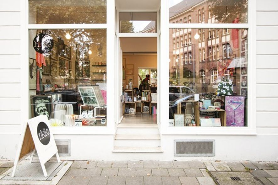 Rikiki Grafik & Produkt, Flingern, Dusseldorf, Germany