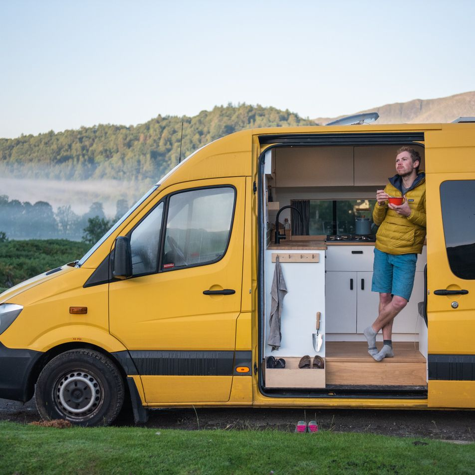 Ever thought about converting a van into a campervan? Here's how