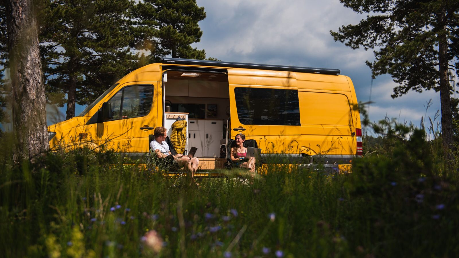 The National Caravan Council reports sales of motorhomes tripling since 2000, while Auto Trader's 2020 survey found ...