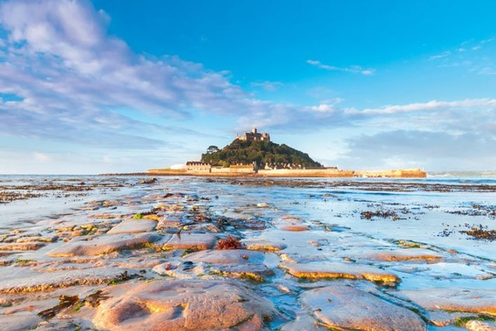 St Michael's Mount. Image: Getty