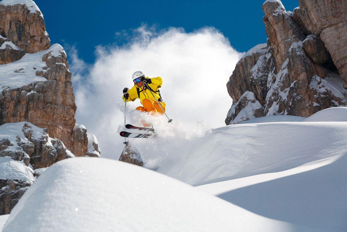 Cortina d'Ampezzo, Italy
