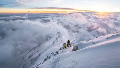 What's harder than summiting Everest? Getting climbers to respect it again.