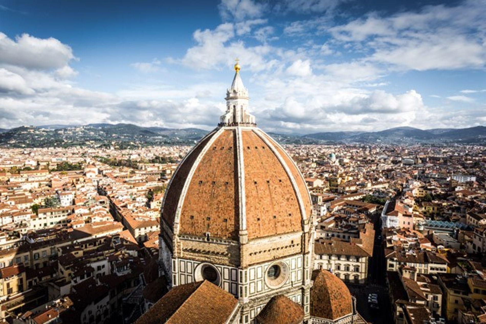 Hidden Italy: Vasari Corridor
