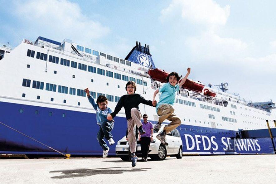 Ferry, Netherlands