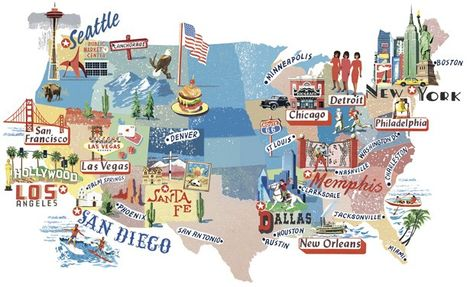Top 30 U.S. cities | National Geographic