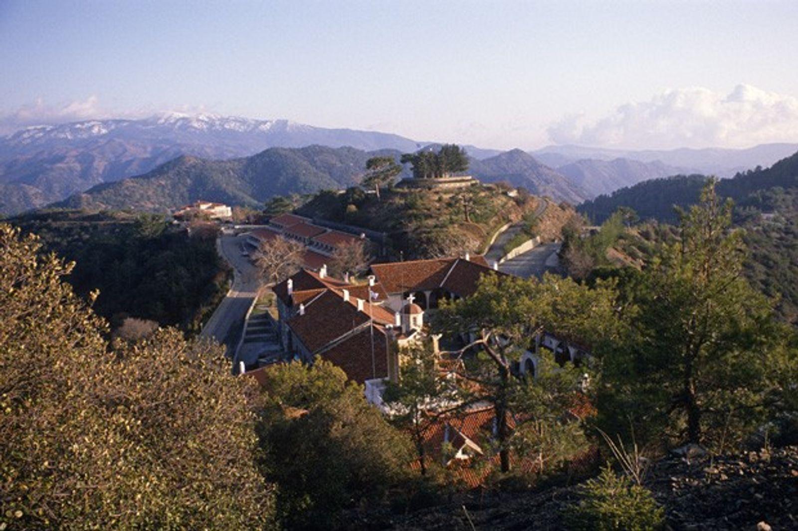 Troodos Mountains: Bejewelled splendour
