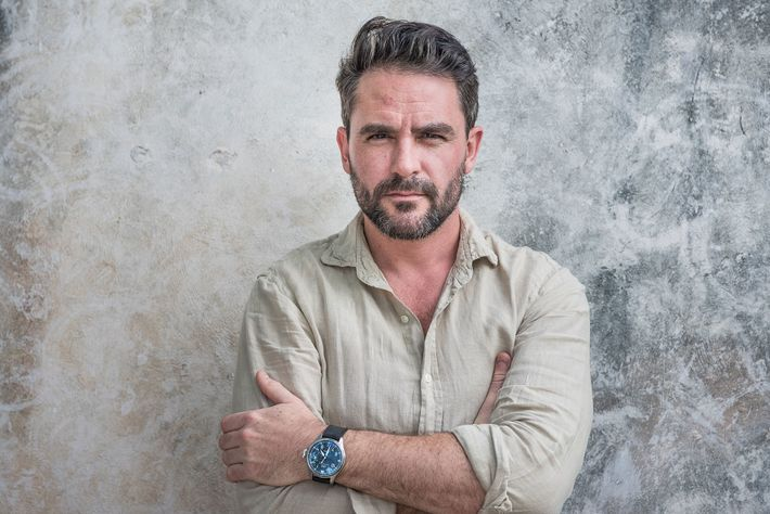 Adventurer, author and broadcaster Levison Wood is an ambassador for the Tusk Trust.
