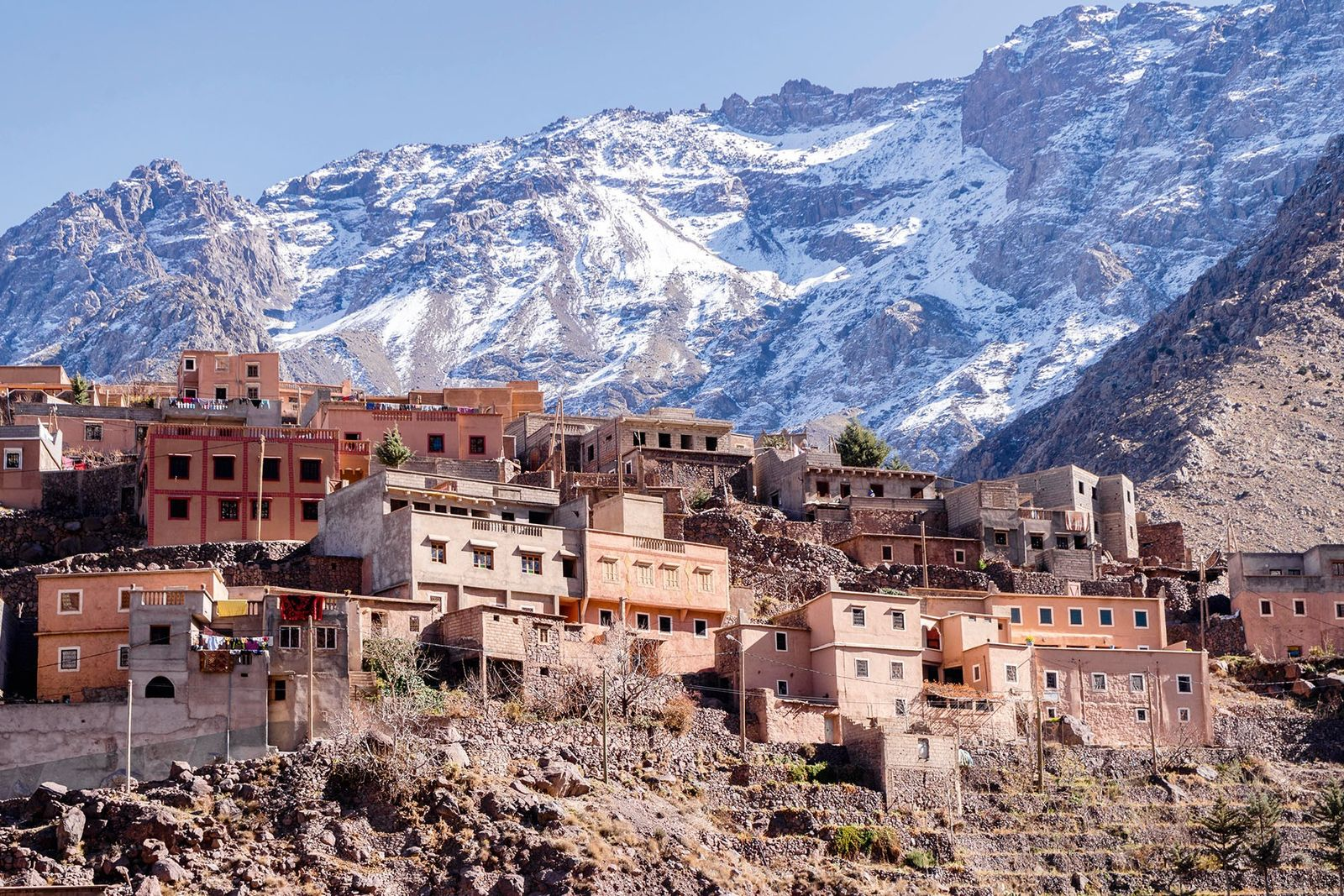Alice Morrison on making a home in Morocco's High Atlas mountains