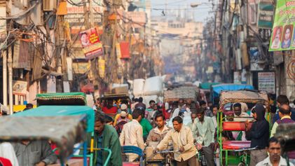 William Dalrymple on how living in India has changed him