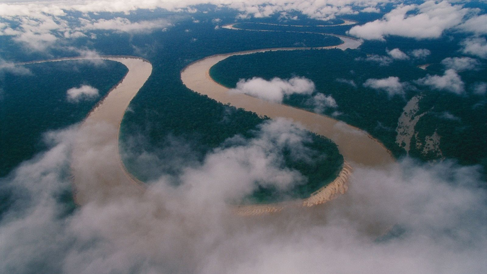 Snaking through Brazil's far-western Amazon region, the Itaquaí River leads deep into the Javari Valley Indigenous ...
