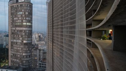 Living inside Brazil's largest apartment complex amid a pandemic