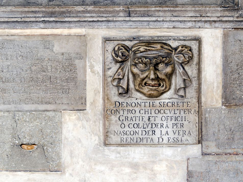 Need to complain? Here's how Renaissance-era Venetians did it