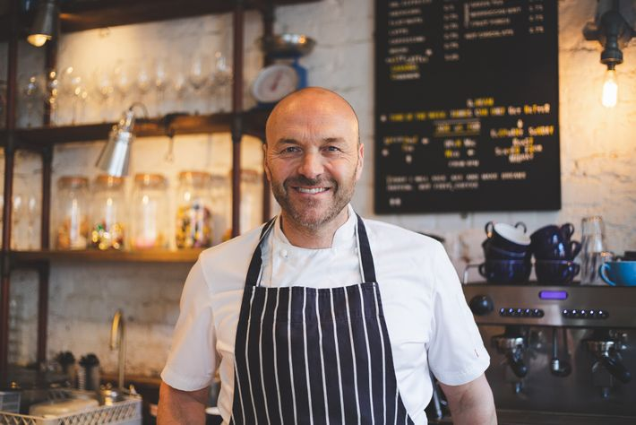 A new podcast from TV chef Simon Rimmer explore the careers and cooking habits of industry stalwarts ...