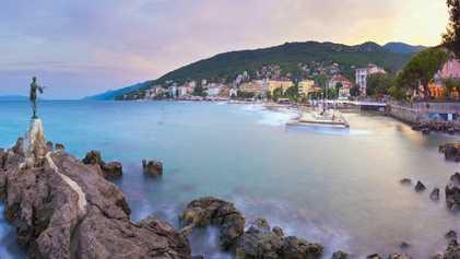Croatia: The Chameleon Coast