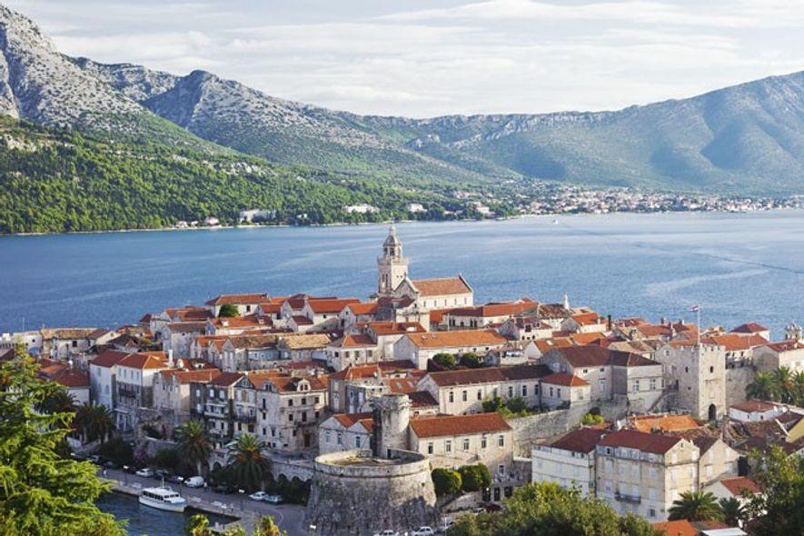 Croatia: Easy rider