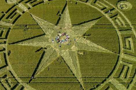 Inside England's Mystical World of Crop Circles