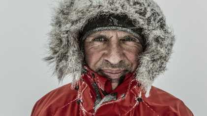 Safe and successful: British explorer completes Antarctic crossing