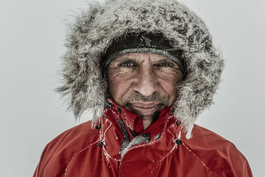 Safe and successful: British explorer completes Antarctic crossing