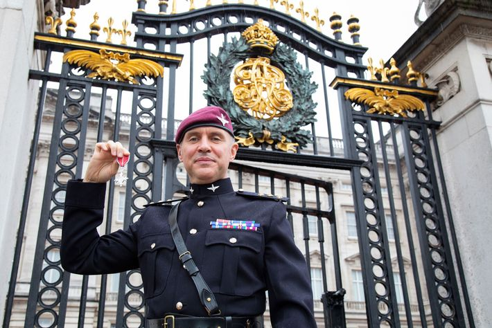 Rudd, a captain in the British military who has served in Afghanistan and Iraq, led a ...