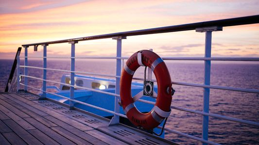 Scared of Falling Off a Cruise Ship? Here's What You Should Know.