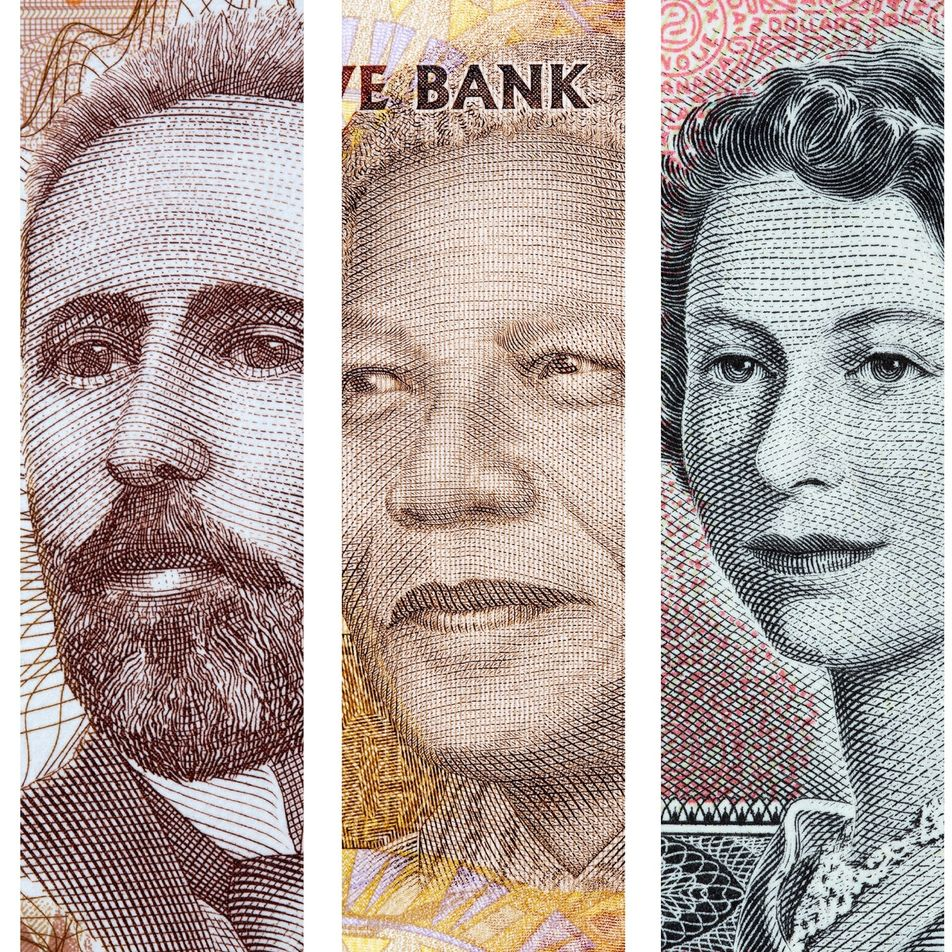 What can the faces on its currency tell us about a country?