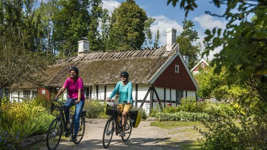 Head off on a biking adventure in Skåne, Sweden