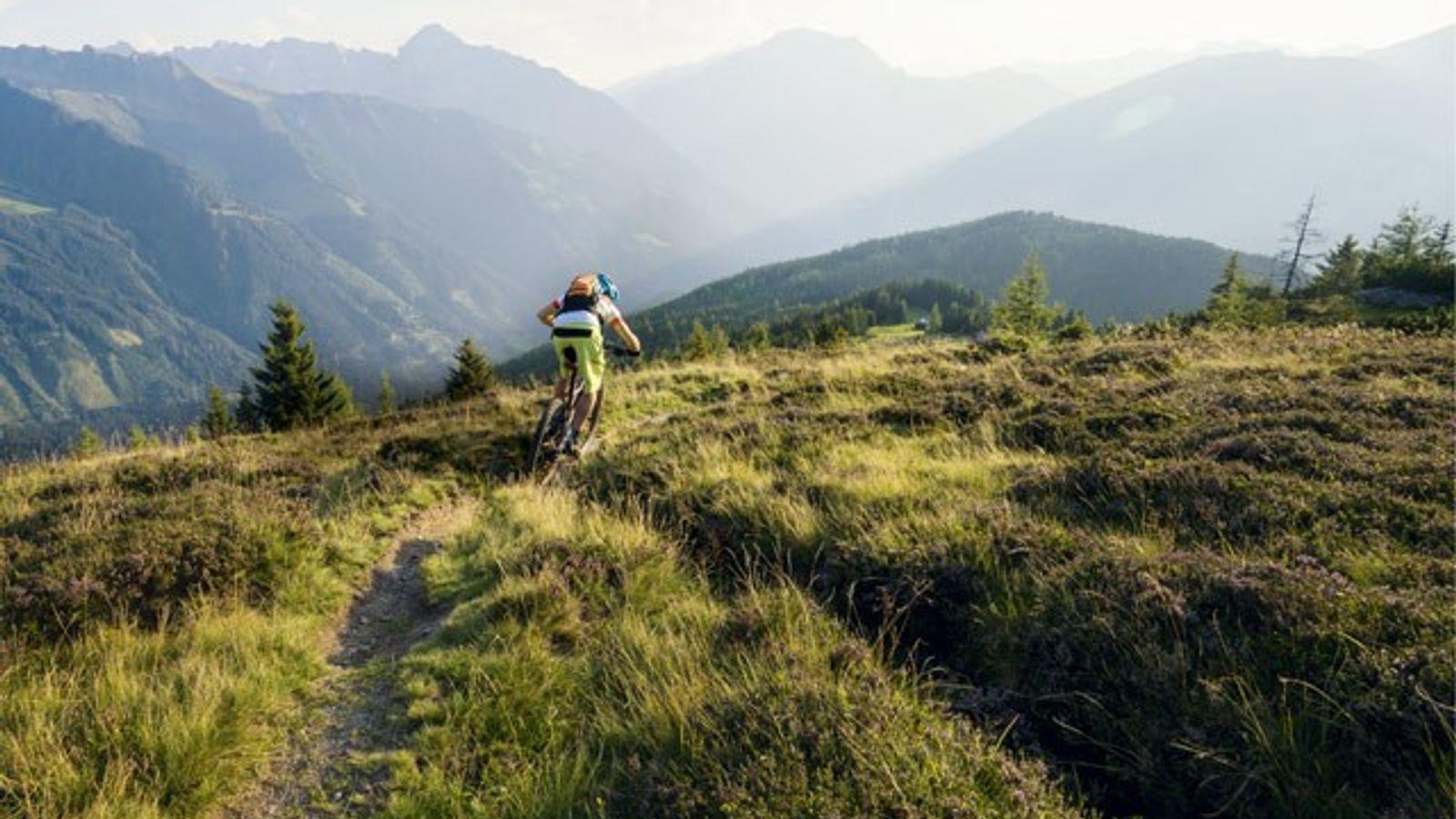 Cycling in Tirol