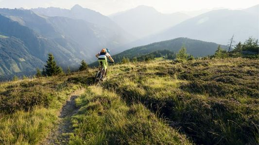 Cycling in Tirol