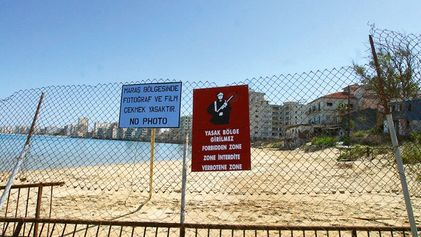 Cyprus: The unofficial border