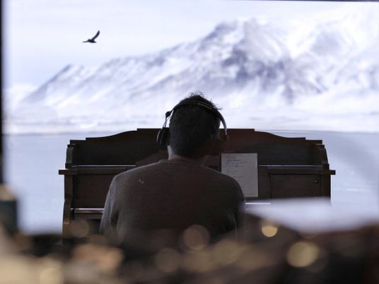 """""""I sing about my fears. It's cathartic."""" Damon Albarn on turning the atmospheres of Iceland and ..."""
