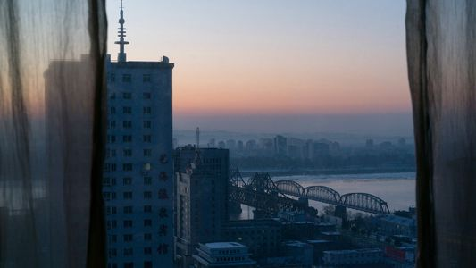 Photos From the Lesser Seen China-North Korea Border