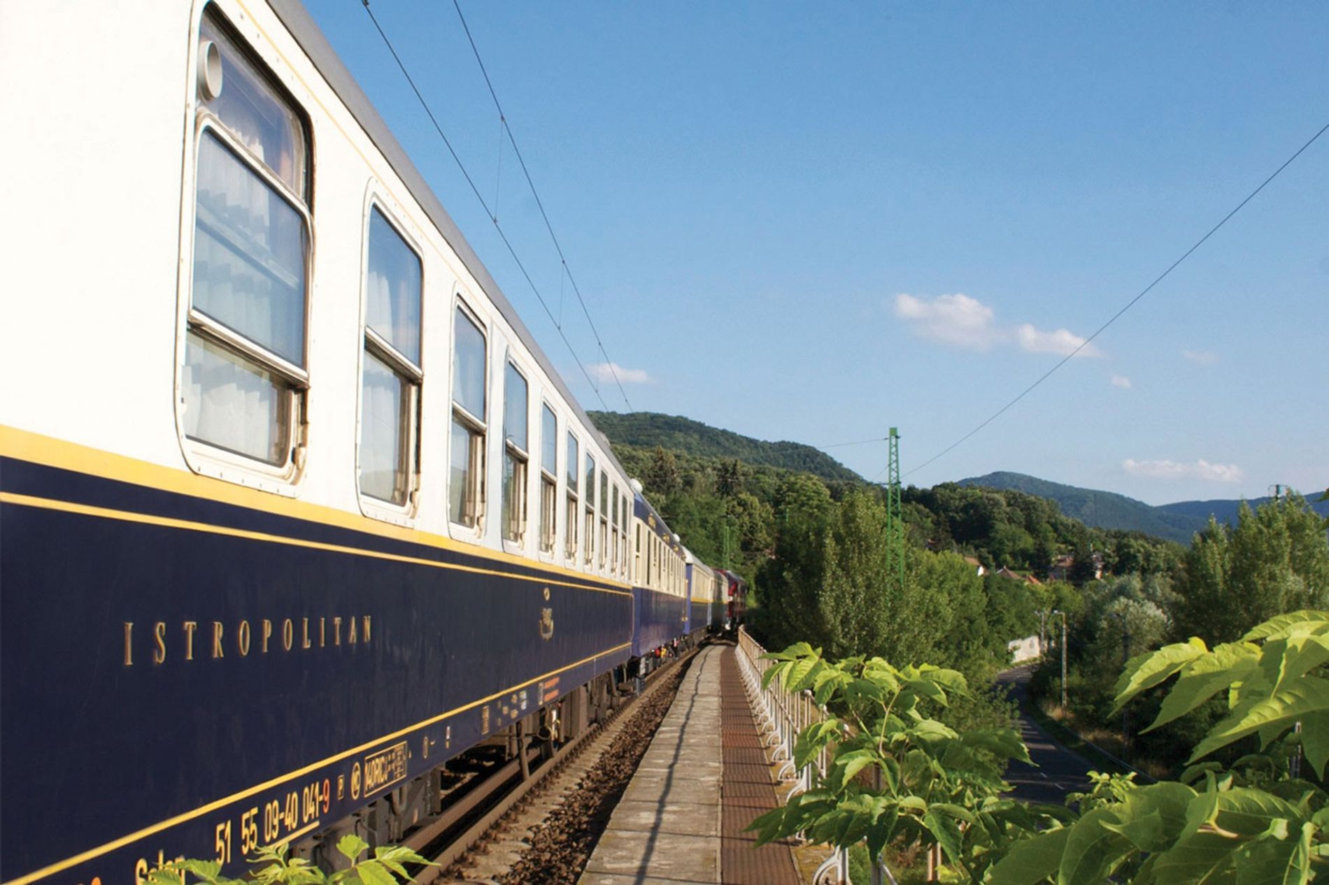 The Danube Express