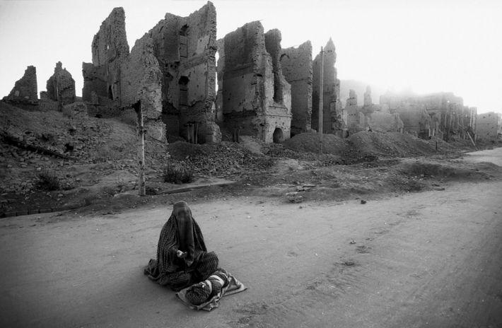 Jade Maiwand. Kabul November 1996