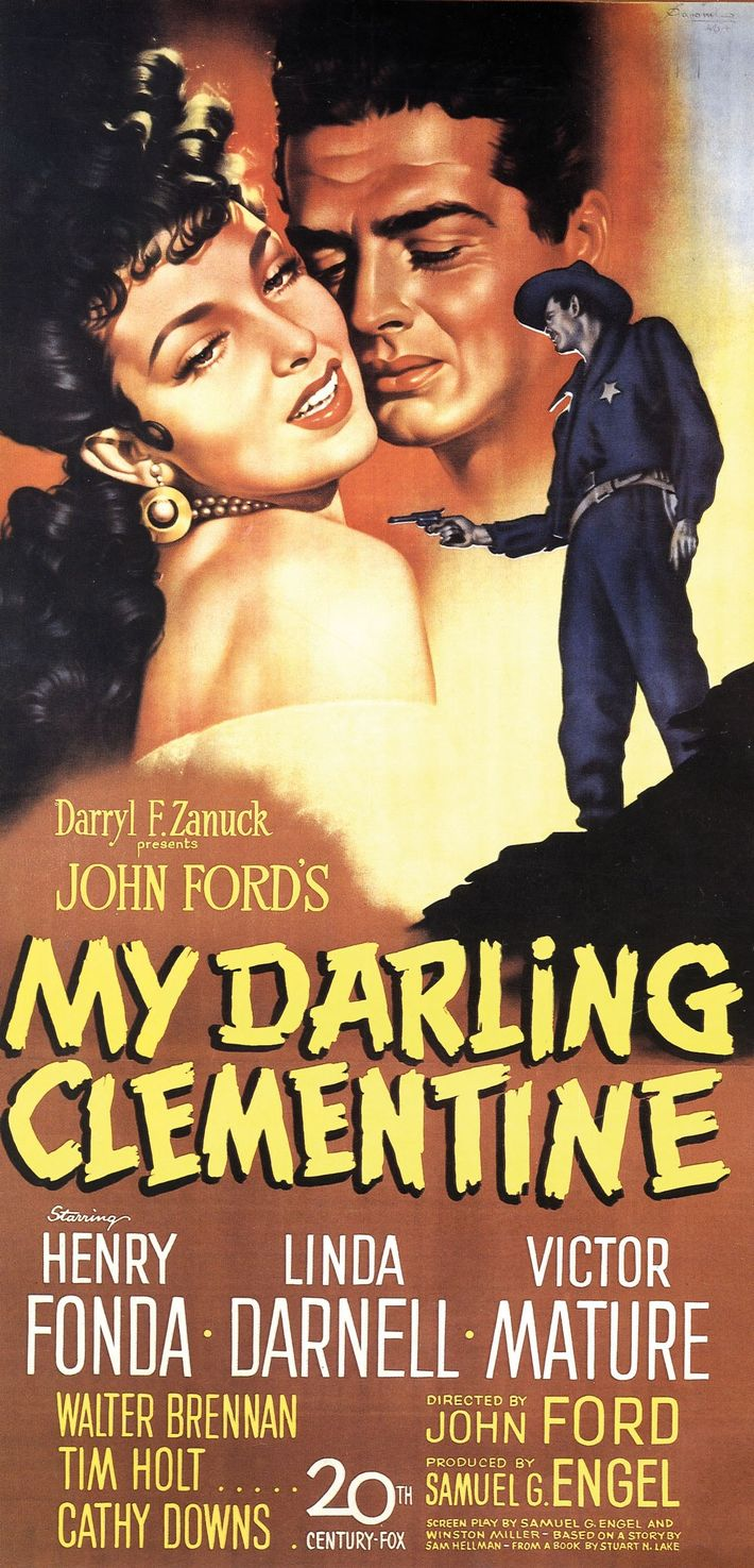 The movies helped make a small-town shoot-out into a leg- end. John Ford directed and Henry ...