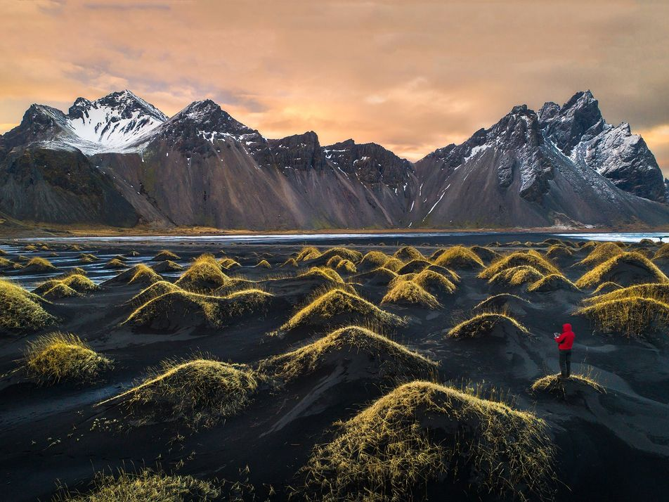 Awe-inspiring images of mountain landscapes around the world
