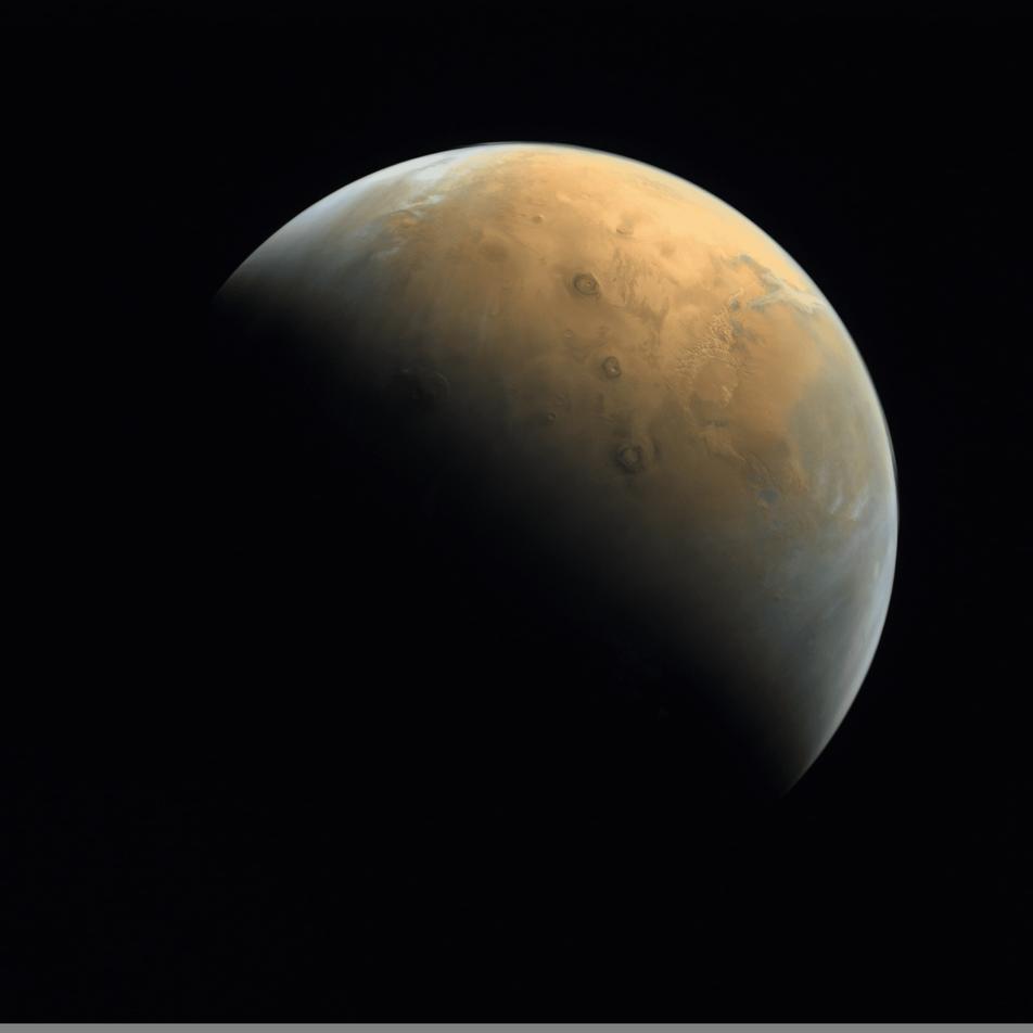 Mars hope fulfilled – deep space beckons