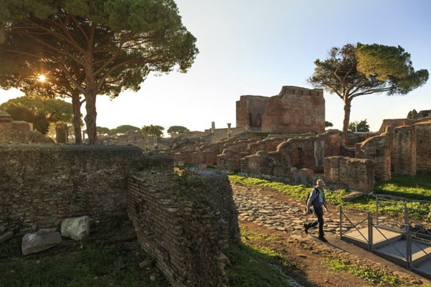 Beyond Romes reach