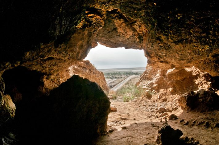 Discovered by Bedouin in 1956, Cave 11 held the last of the Dead Sea Scrolls found ...