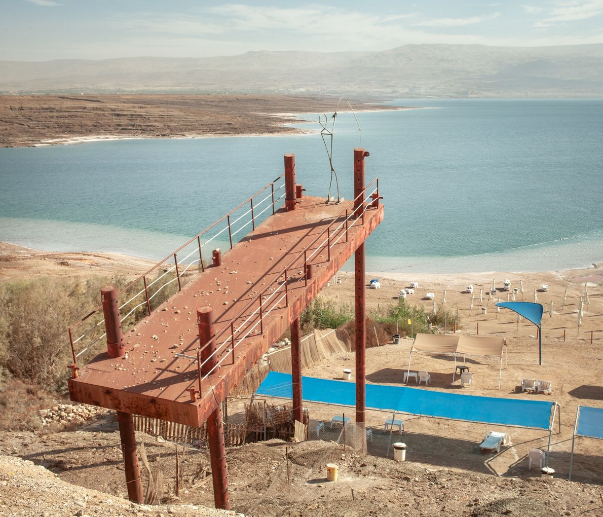 Can Israel and Jordan cooperate to save the dying Dead Sea?