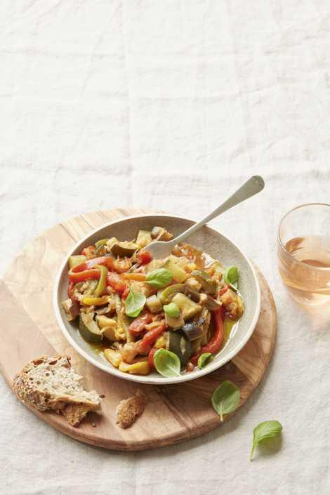 How to make it: Lulu Peyraud's ratatouille recipe