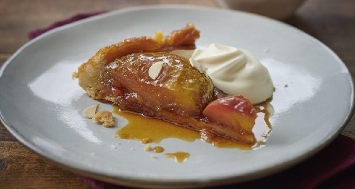 Tarte tatin: deconstructing the classic French dessert