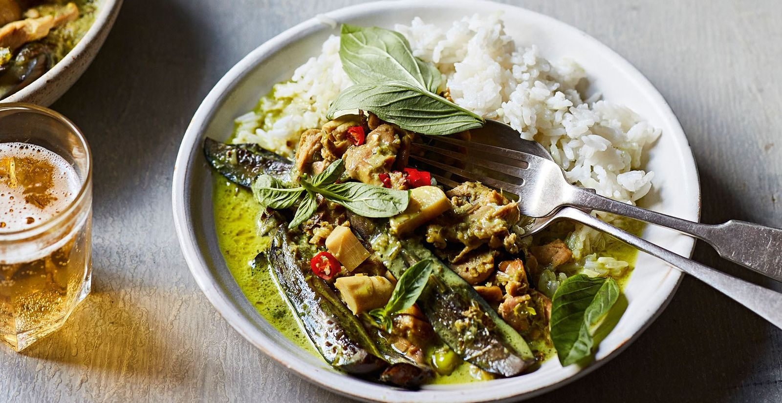 How to make it: Kay Plunkett-Hogge's green chicken curry