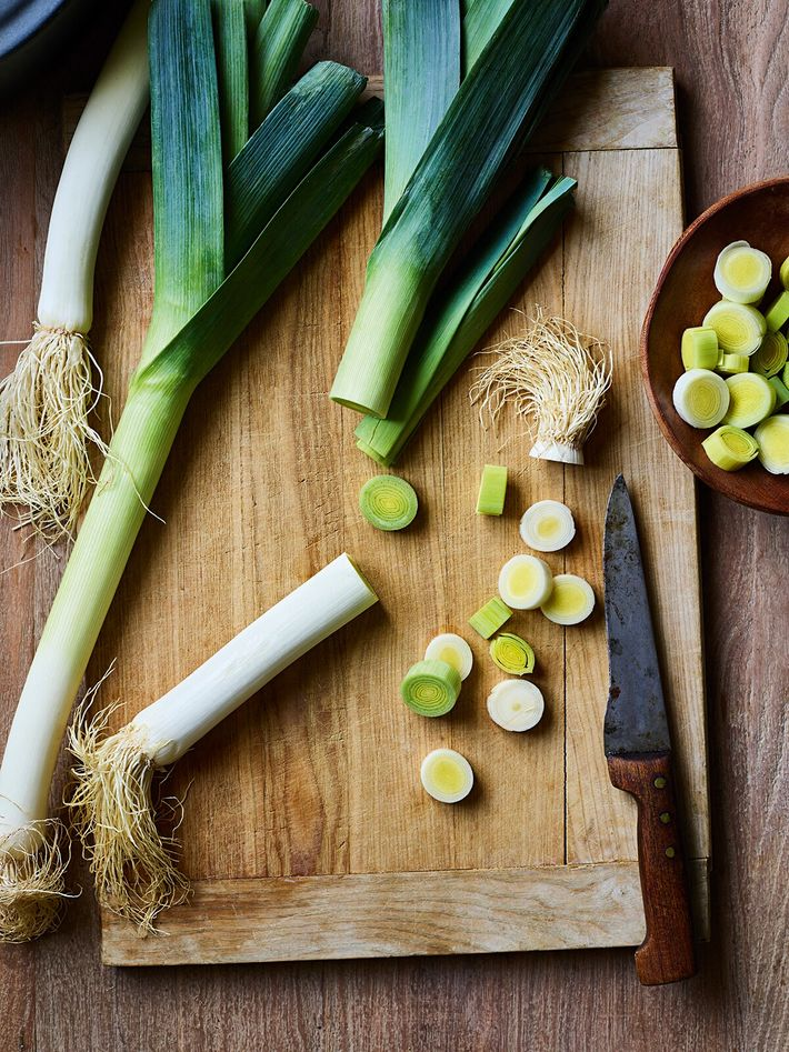 Leeks are a key ingredient of cawl; the vegetable has been cultivated in Wales for centuries.